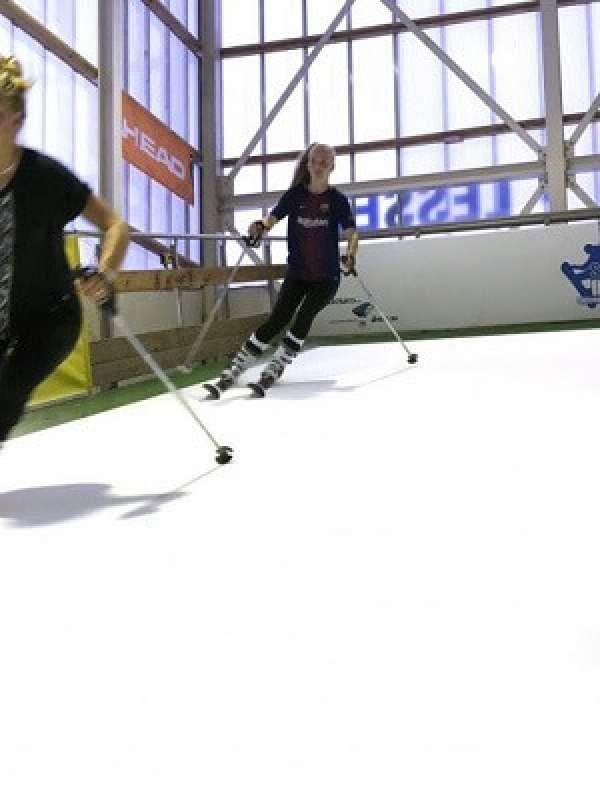 Ski-of-snowboard-kinderfeestje